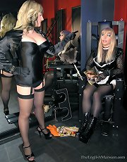 Chastised & Caged Maid Pt1